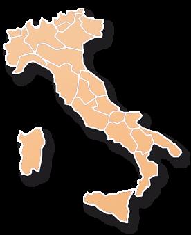 Cartina Italia dei consultori